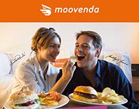 ADV Campaign for Moovenda Napoli
