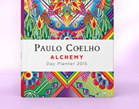 "PAULO COELHO ""ALCHEMY"" 2015 DAY PLANNER"