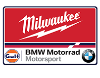 Milwaukee BMW - World Superbike Team Logo