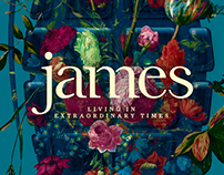 James Animated Album Cover