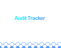 Audit Tracker Dashboard Design