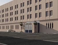 Medical Center in KSA