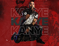 Kanye - Poster
