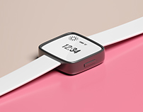 Minimal Watch Designs CGI