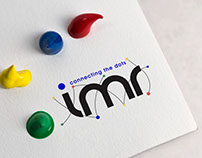 Logo Design and Branding ''IMR'' research company.