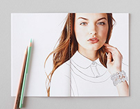 Carlyle Routh / Stylish Colouring Book