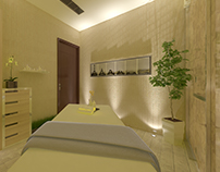 Spa Care Room