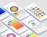 App Design | Color Palette Generator