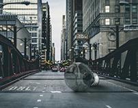 The Bulb & the City