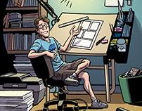 Tom Rogers's Patreon Comic