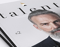 Talent - Magazine about people who shape the fashion