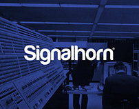 Signalhorn Website Redesign