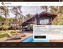 Realty Agency web design