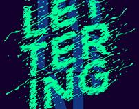Typography VS Lettering — Lettering