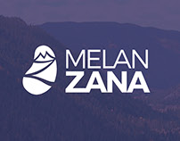 Melanzana Website Redesign