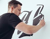 Vitaly Mural + Video