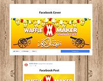 Waffle Maker (Facebook)