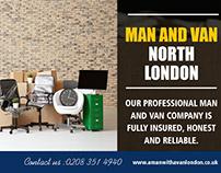 Man and Van North London | amanwithavanlondon.co.uk
