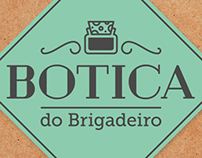 Botica do Brigadeiro - Naming & Logo Design