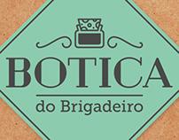 Botica do Brigadeiro - Naming & Logo Design