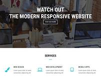 Responsive Web site Design