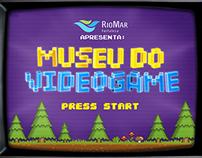 Museu do Videogame RioMar Fortaleza