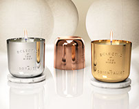 Free 3d model / Eclectic Candle Medium by Tom Dixon