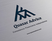 QUASAR ADVICE - LOGO DESIGN & BRANDING