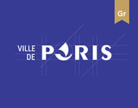 City of Paris - Brand design
