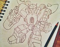 Sketches [P.1]