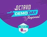 Mailing Octavo DEMODAY Regional.