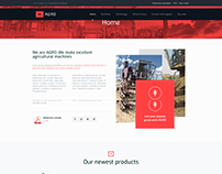 Latest Website Design Themes & Demos | Byteknight Creat