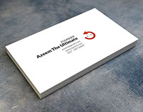 Mockup Business Card Candleplex360