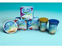 Branding - Packaging - Dairy Range