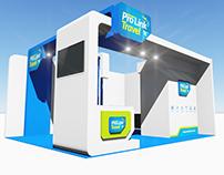 Prolink Travel Stand Exhibition Design