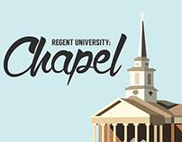 Regent University: The Chapel