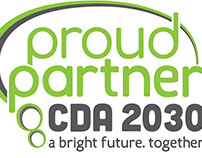 CDA 2030 Proud Partner Logo