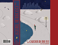 Book Cover Project - Catcher in the Rye