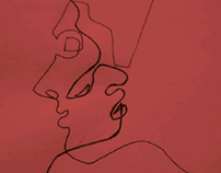 one line illustration