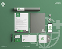 Environ Clinic Logo Design  Ya Mfumu Design