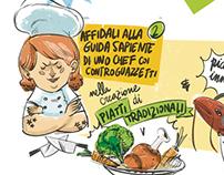 Cucina Narrativa infofumettografica