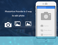 PhotoHive - Social App for iPhone and iPad