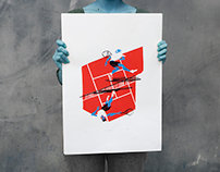 Sport prints