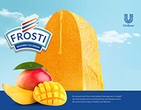 FROSTI Ice Cream - Unilever Group ® - Netherland