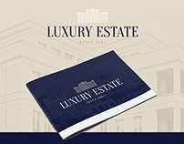 Luxury A5 Brochure