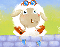 Roberta the Sheep