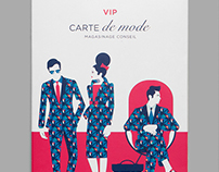 Laurier Quebec Personal stylist gift card packaging