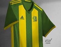 Superliga AFA adidas