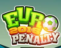Euro 2016 Penalty (HTML Game)