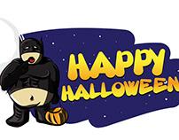 Fatman -Free Halloween Graphics